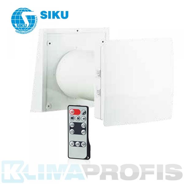 Siku Lüftungssystem TwinFresh Comfo RA1-50 mit Energieregeneration für Räume bis 50 qm