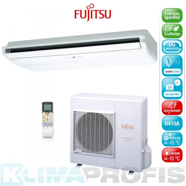 Fujitsu ABYG 30 LRT Decken- Klimageräte Set - 10,0 kW