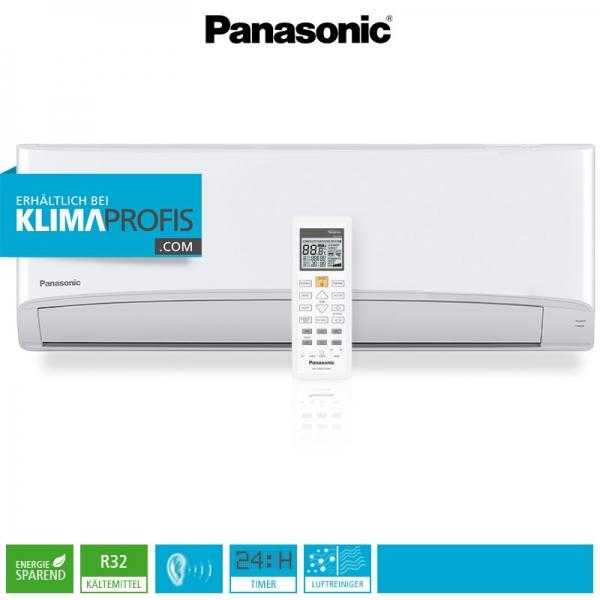 Panasonic CS-TZ20TKEW-1 R32 Multi-Split Standard Wandklimagerät - 2 kW