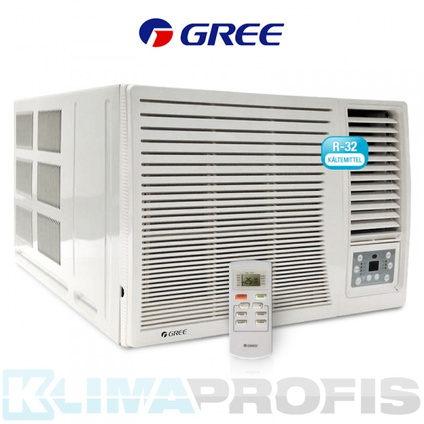 Gree Fensterklimagerät GJC-09 - 2,7 kW