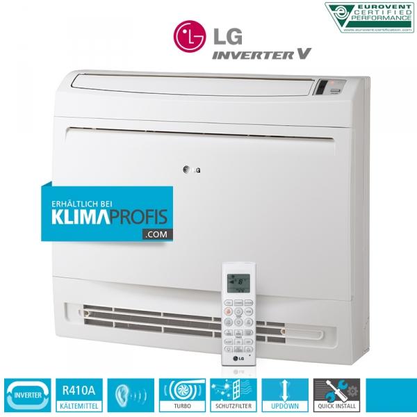 LG CQ12 NA0 Multi-Split Inverter Konsolengerät - 3,5 kW