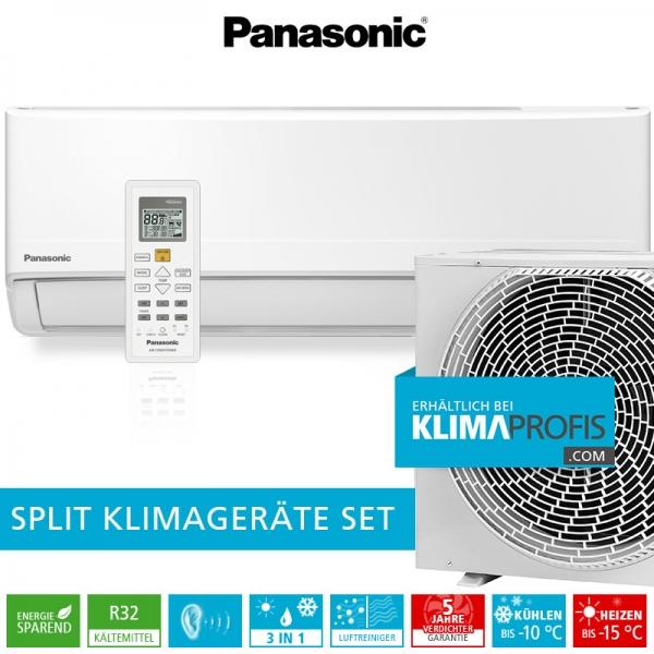 Panasonic FZ-50WKE R32 Standard Inverter Klimageräte-Set - 5,4 kW