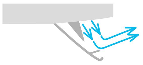Zeichnung-Luftweg