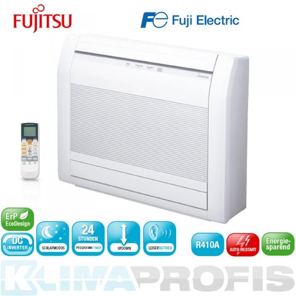 Fujitsu AGYG 14LVCA Mini-Truihe Inneneinheit Inverter - 4,2 kW