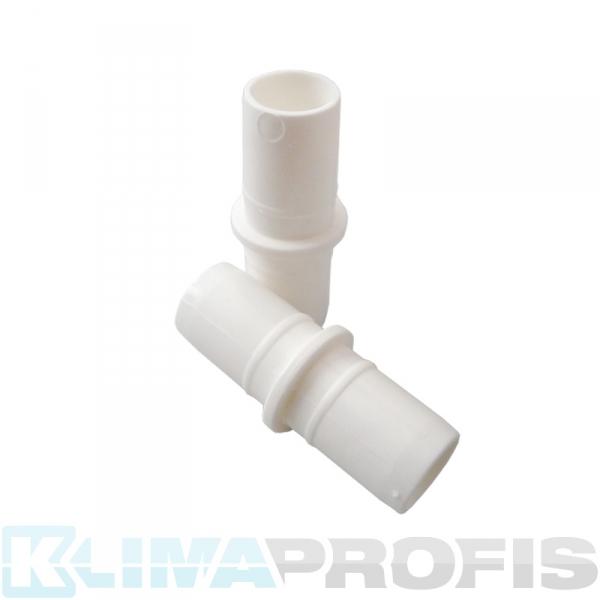 Verbinder für Kondensatleitungen 16mm